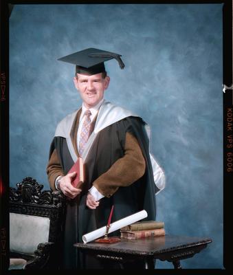 Negative: Mr Welsh Graduate