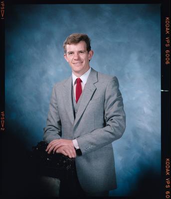 Negative: Mr Eason Portrait