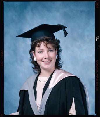 Negative: Ms Murray Graduate