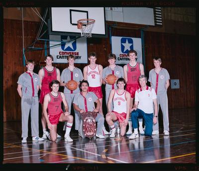 Negative: Canterbury Regional U20 Basketball Team