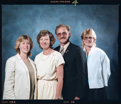 Negative: Sutherland Family Portrait