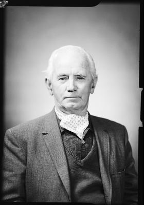 Film negative: Mr L Powell