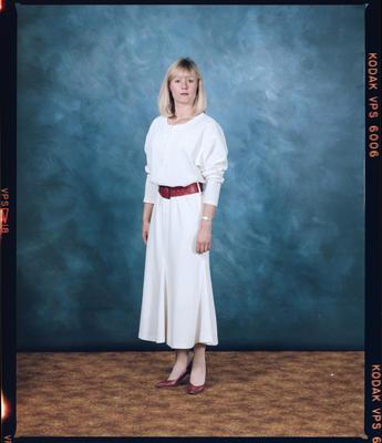 Negative: Roslyn Smith Portrait