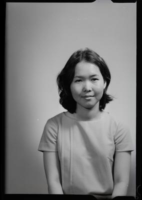 Film negative: Miss Preya