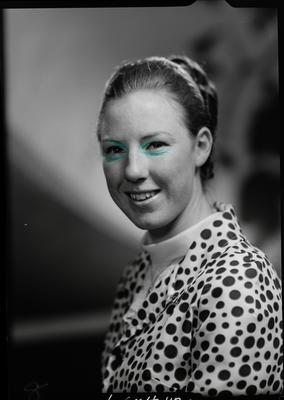 Film negative: Miss S Porter