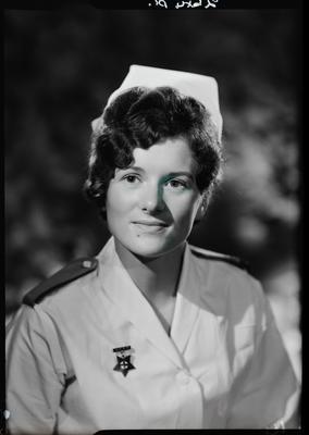 Film negative: Nurse Perry