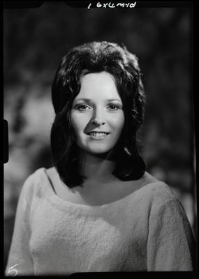 Film negative: Miss Cooper