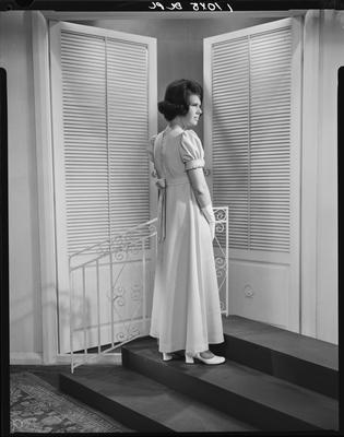 Film negative: Miss Starnes