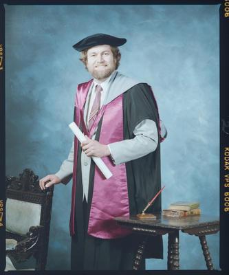 Negative: Dr Phillip Norman Graduate