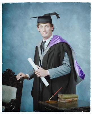 Negative: Mr Martin Graduate