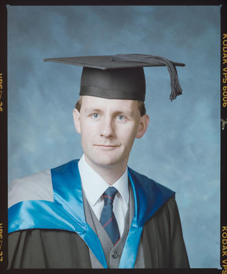 Negative: Mr Pfahlert Graduate