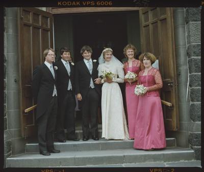 Negative: Biss-Mouldey Wedding