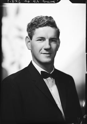 Film negative: Mr J Hobbs