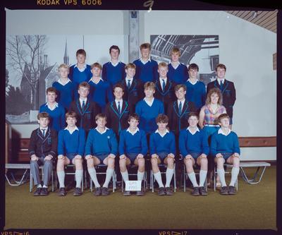 Negative: CBHS 6PA 1985
