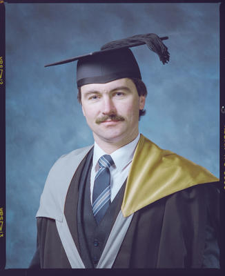 Negative: Roger Murphy Graduate
