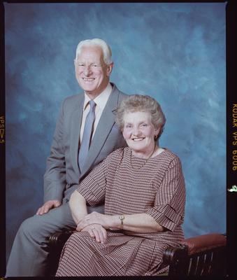 Negative: Mr and Mrs Norton