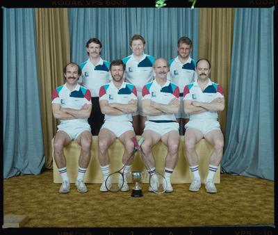 Negative: Christchurch Squash Club 1985