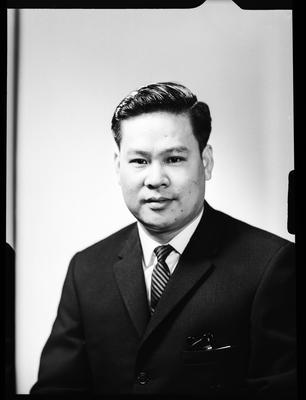 Film negative: Mr R Tam