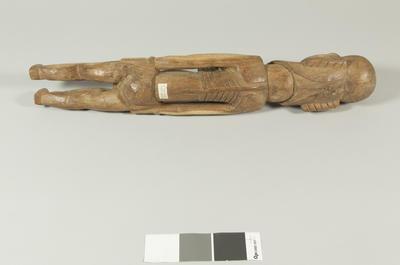 Carving: Moai Tangata