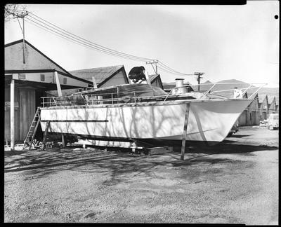 Film negative: Cable Boat Builders