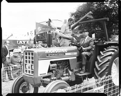 Film negative: International Harvester Company: show expo