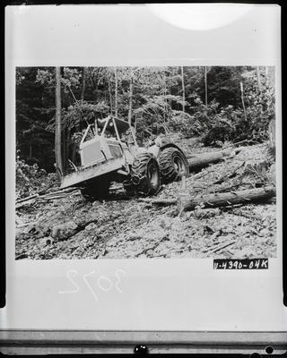 Film negative: Logging equipment