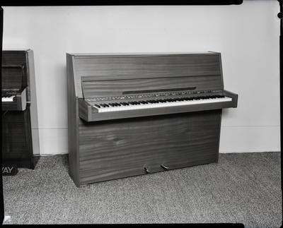 Film negative: Sedley Wells Limited, piano