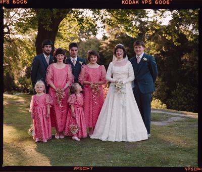 Negative: Todd-Dyer Wedding