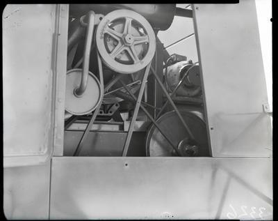 Film negative: International Harvester Company: 85 header, sectioned