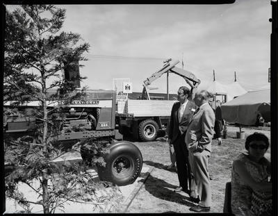 Film negative: International Harvester Company: A and P Show, Tayson and Harper