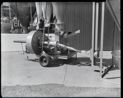 Film negative: A M Bisley and Company, hammer mill