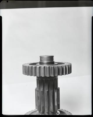 Film negative: International Harvester Company: truck gears