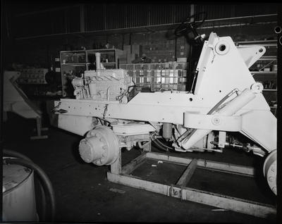 Film negative: International Harvester Company: Hough assembly