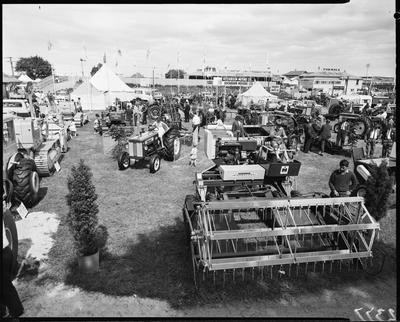 Film negative: International Harvester Company: A and P Show, 1965
