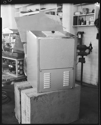 Film negative: H W Clark Limited, ice machine