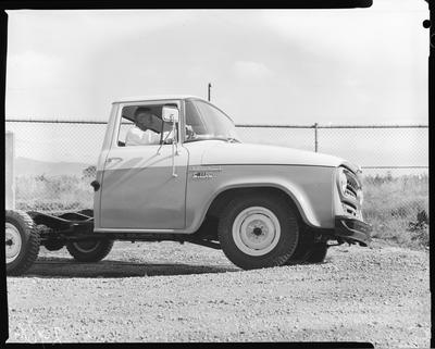 Film negative: International Harvester Company: C1300 4x4