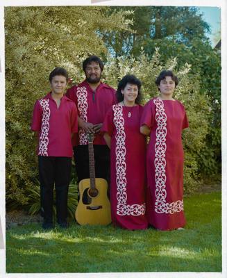 Negative: Four Ngā Potiki Club Members