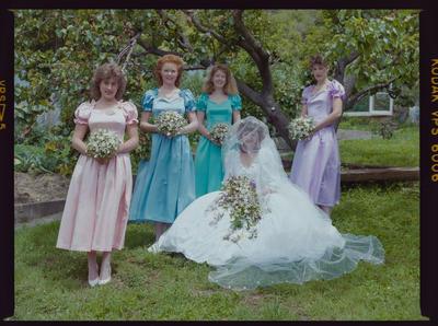 Negative: Pask-Lloyd Wedding