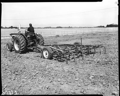 Film negative: International Harvester Company: AZ10 scarifier