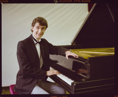 Negative: Timothy Emerson and Piano