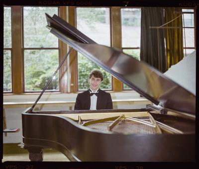Negative: Tim Emerson and Piano