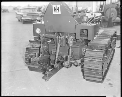 Film negative: International Harvester Company: 500 tractor