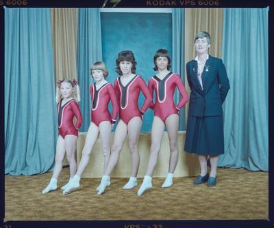 Negative: Canterbury Gymnastics Girls' Team