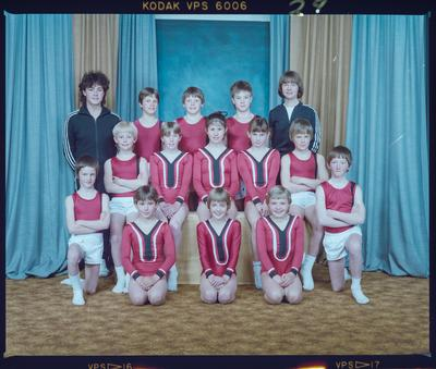 Negative: Canterbury Gymnastics Team