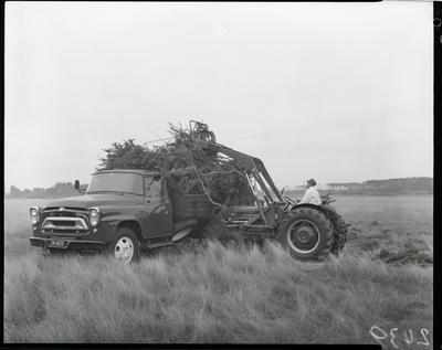 Film negative: International Harvester Company: McCormack tractor, training school