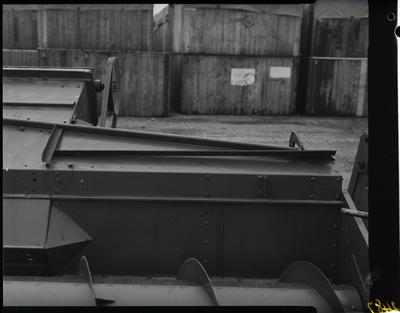 Film negative: International Harvester Company: baler pick-up rollers