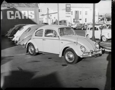 Film negative: Riviera Car Sales, Volkswagen