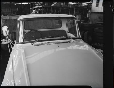 Film negative: International Harvester Company: c-line truck