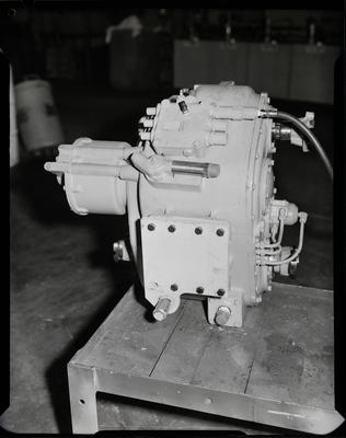 Film negative: International Harvester Company: H60 loader