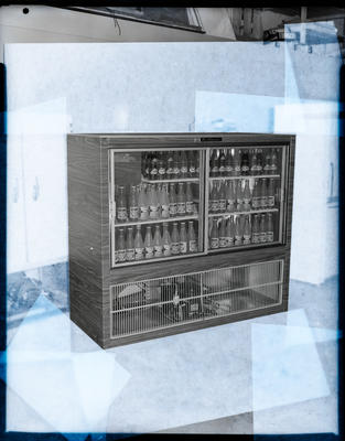 Film negative: McAlpine refrigerated cabinet